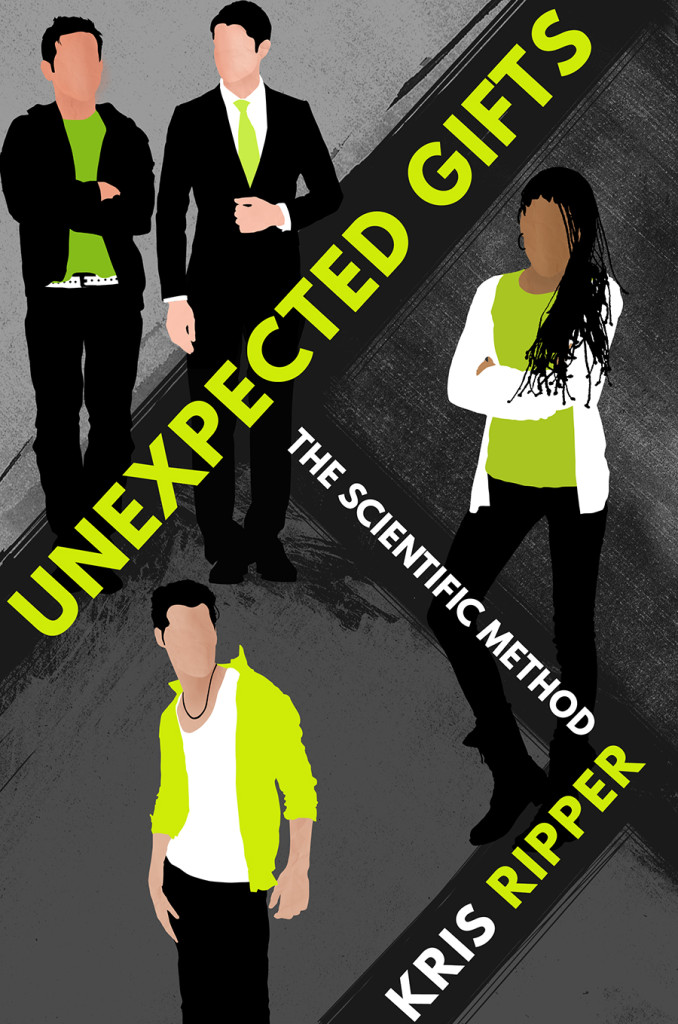 Unexpected Gifts Cover