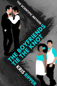 The Boyfriends Tie the Knot cover