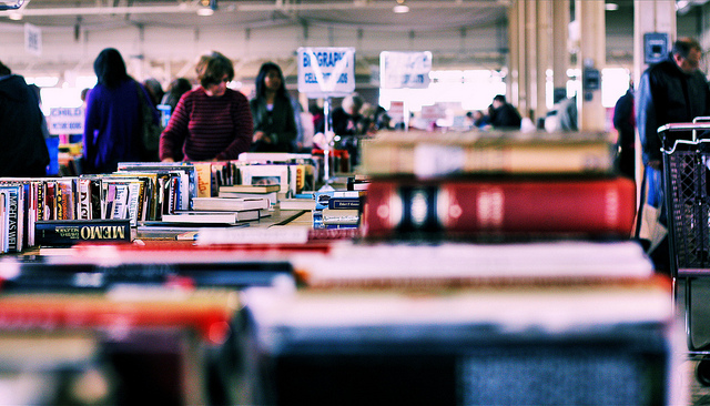 Book Sale by Phil Roeder, on Flickr""
