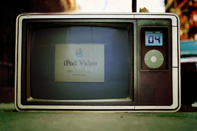 iPod Video by Alexandre van de sande on Flickr