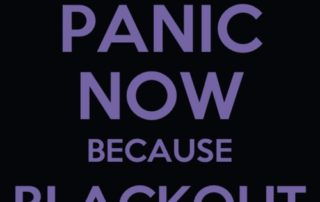Blackout Don't Panic