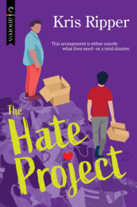 The Hate Project cover